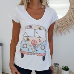 T-shirt Van peace