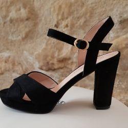 Sandales talon June