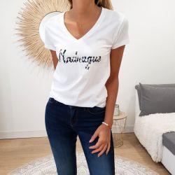 T-shirt Fanfre Tropéziennes